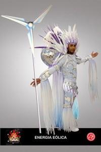 My Samba outfit energia-eolica